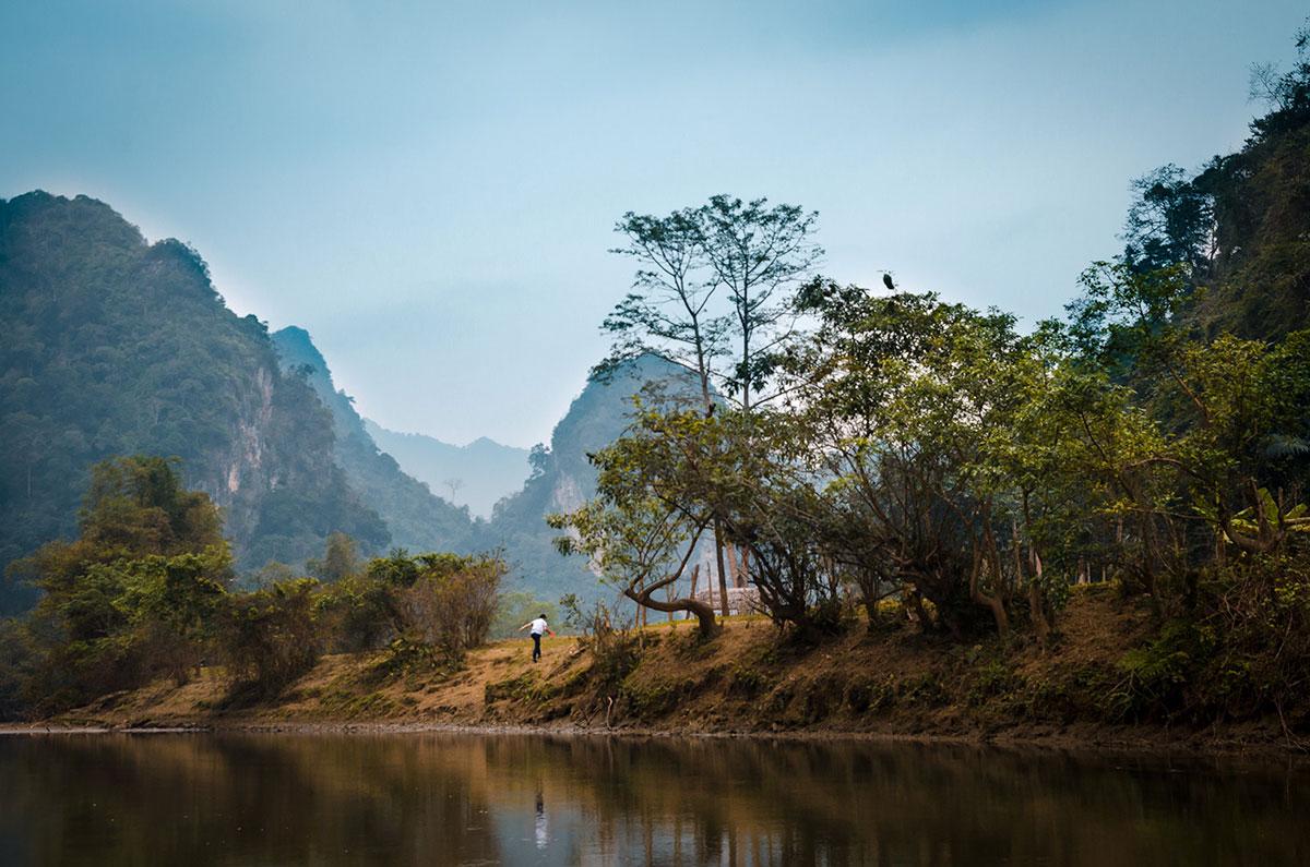 Ba Be National Park - Ba Be Lake