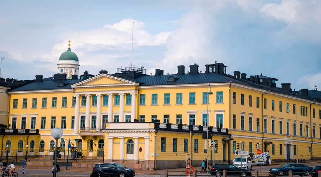 Presidential Palace - Helsinki