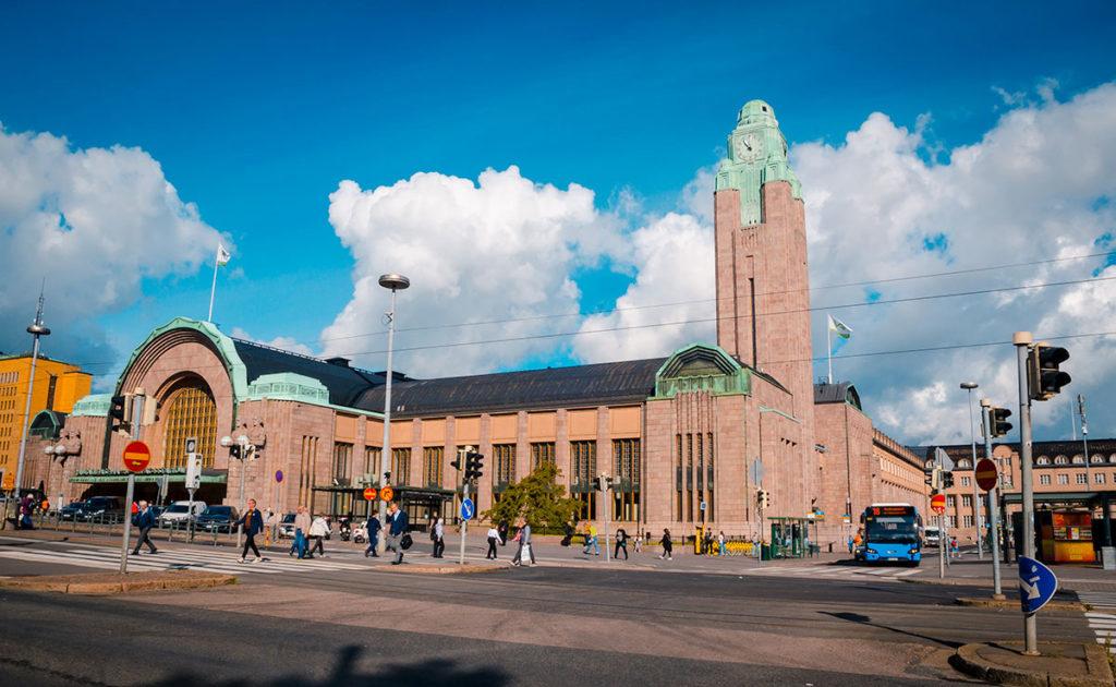 Helsinki Central Station - Helsinki