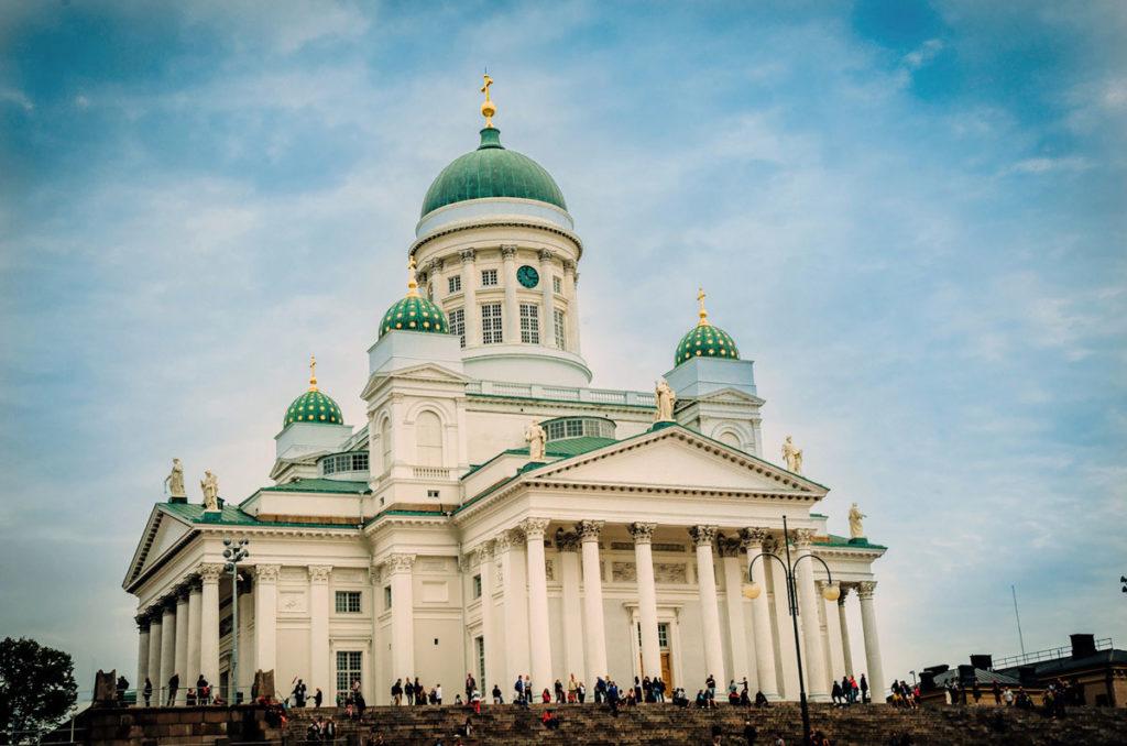 Helsinki Cathedral - Helsinki