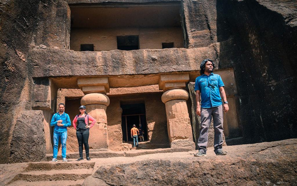 A Kanheri Cave - Mumbai