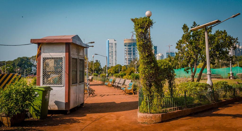 The Hanging Gardens - Mumbai