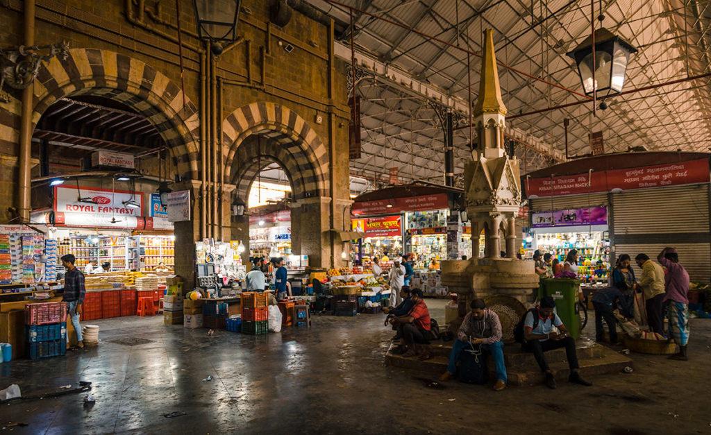 Crawford Market - Mumbai