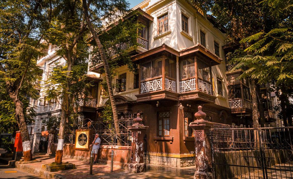 Mahatma Gandhi Headquarters museum - Mumbai
