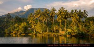 Rendova Bay Solomon Islands