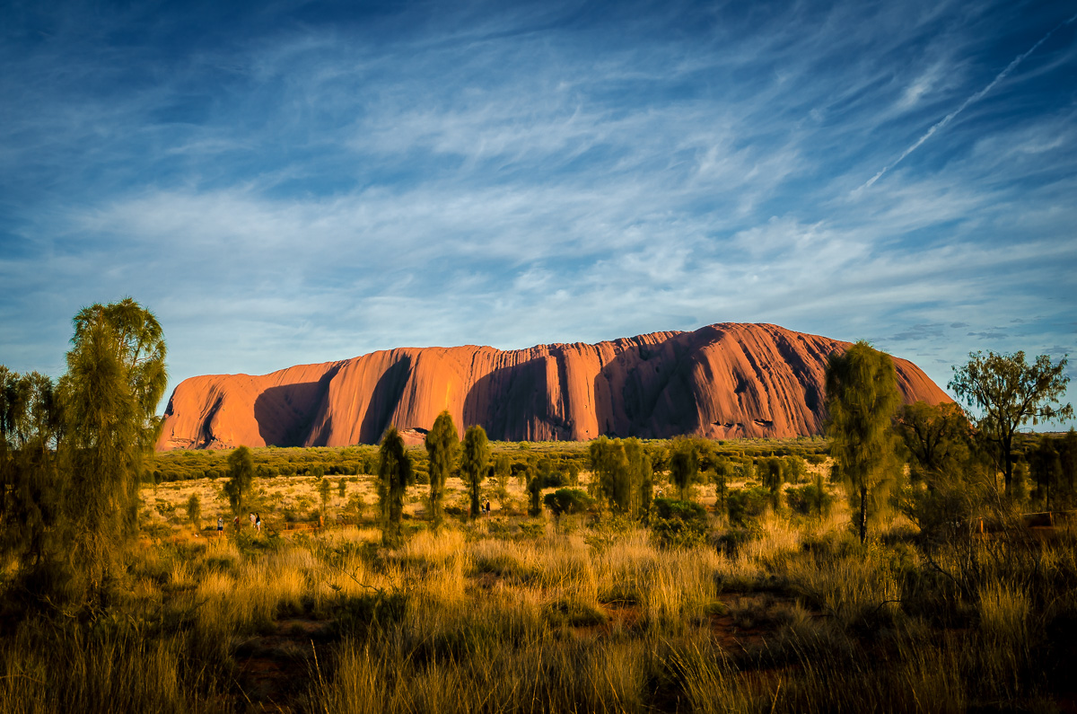 Uluru Red Centre