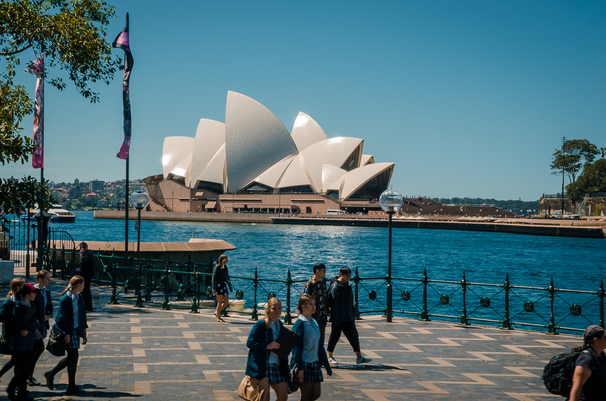 Sydney Opera House by Promenade