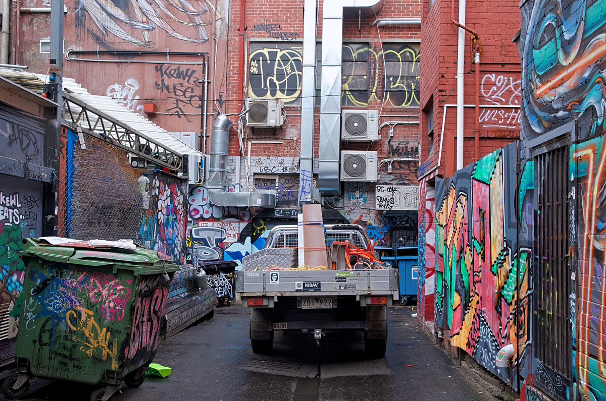 Melbourne Stevenson Lane