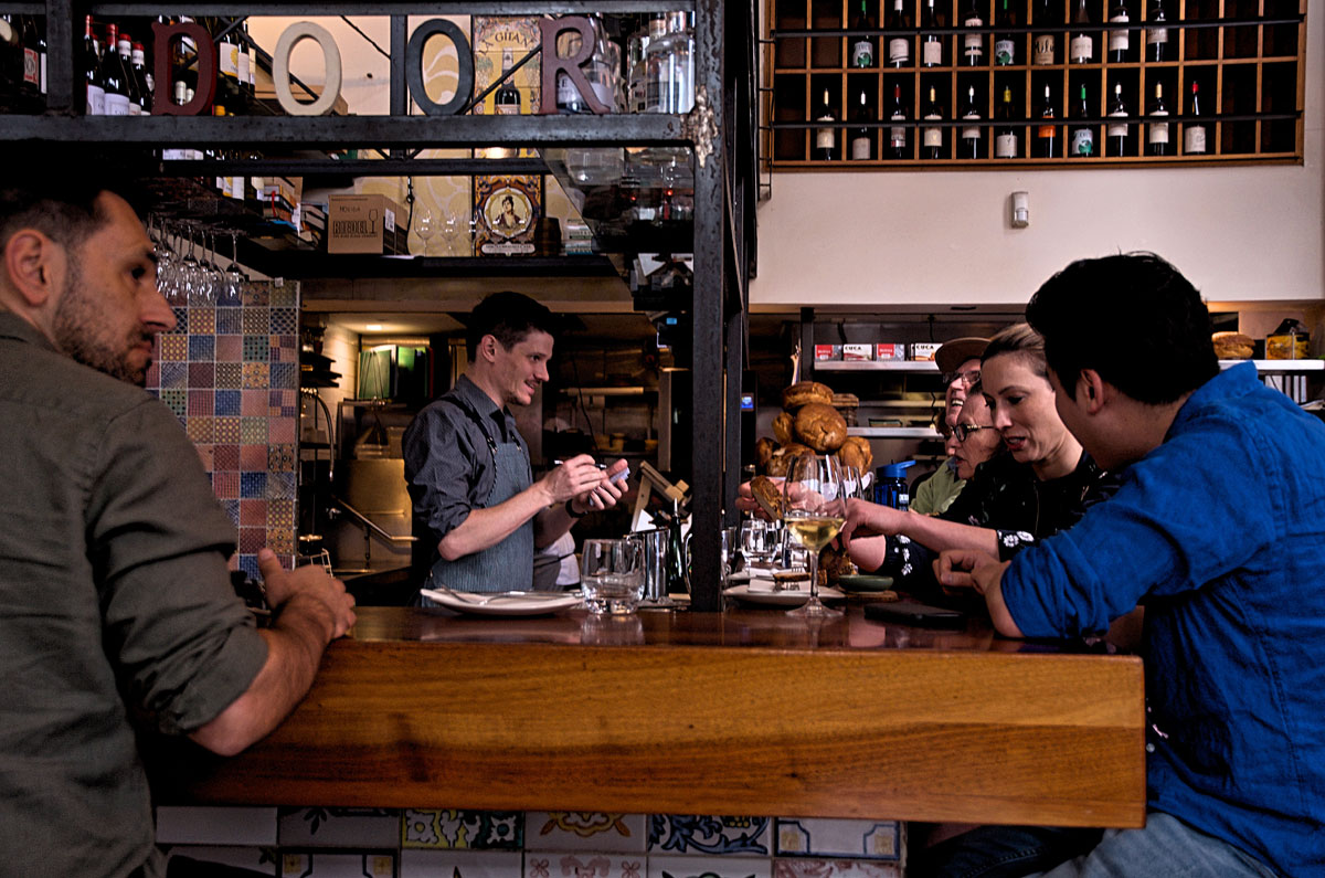 Melbourne MoVida Tapas Bar