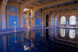 Roman Pool, Hearst Mansion