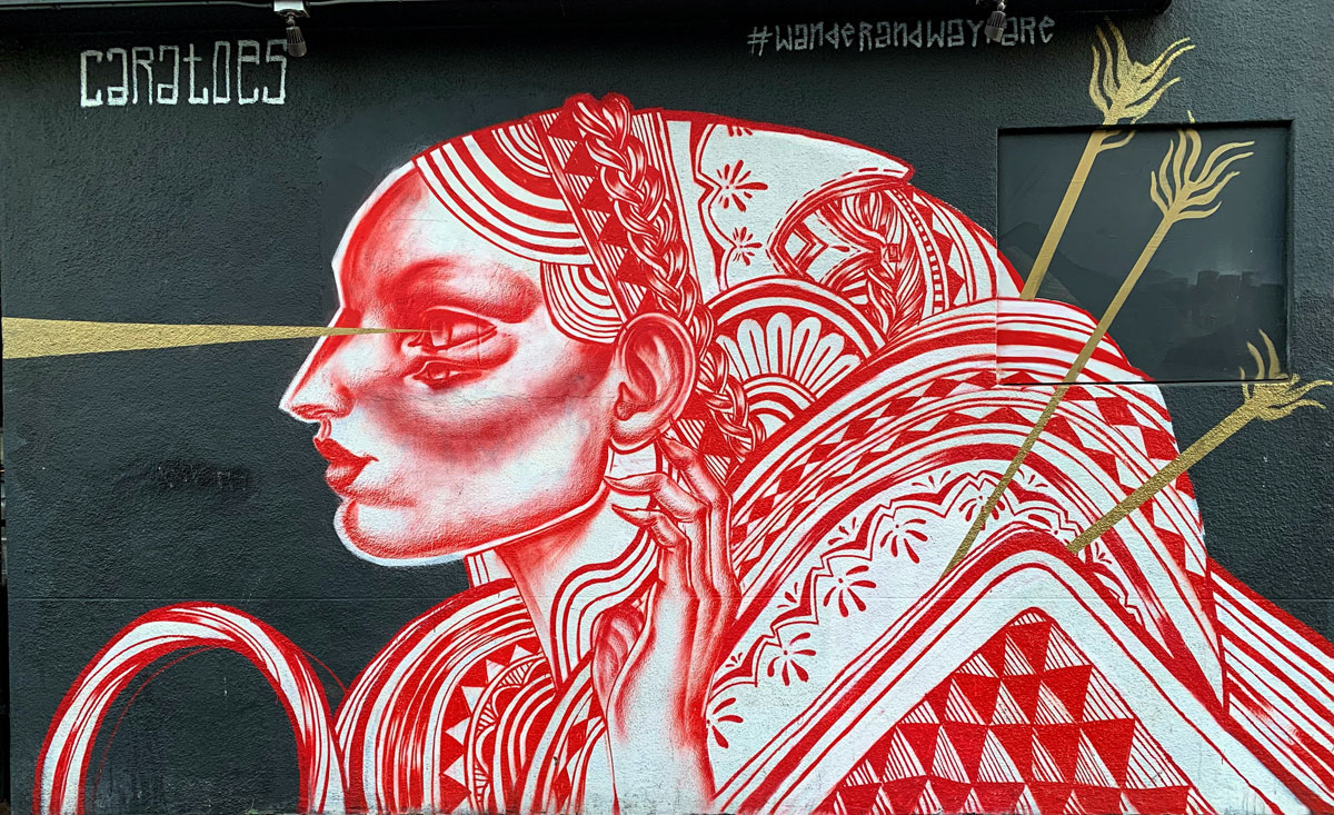 Caratoes Mural Mission District