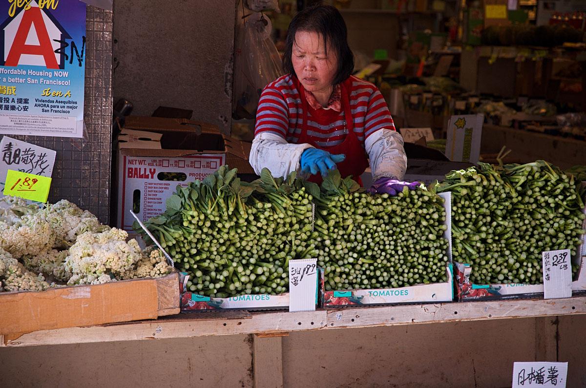 San Francisco Chinatown Market