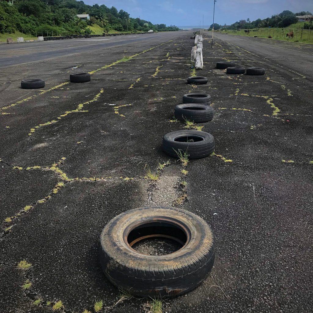 Pearls Airport Dragstrip, Grenada