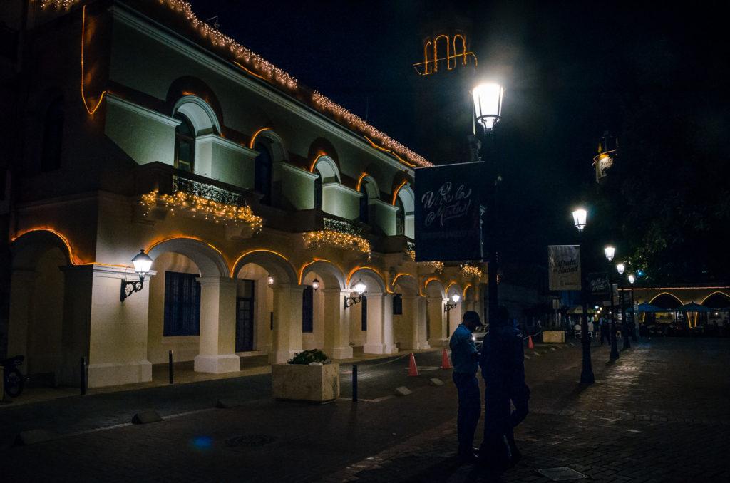 Zona Colonial at Night, Santo Domingo