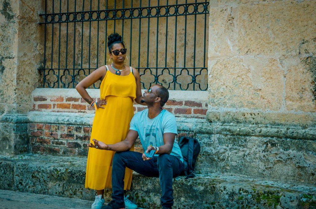 Dominican Republic Couple