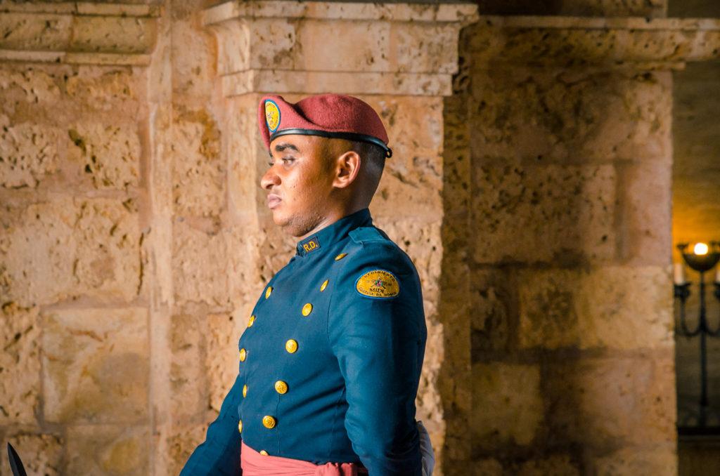 National Pantheon Soldier, Santo Domingo