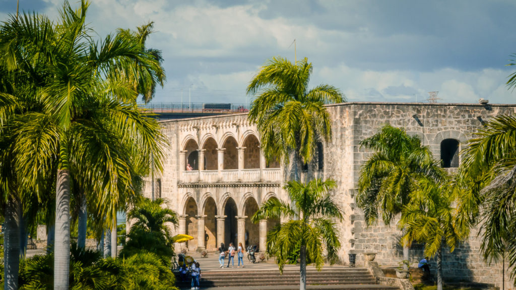 Alcazar Viceroyal Palace of Diego Columbus