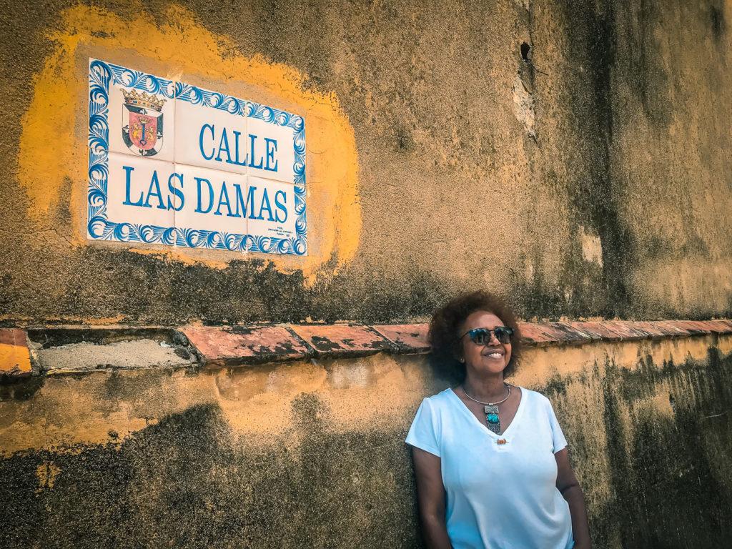 Calle Las Damas, Zona Colonial, Santo Domingo