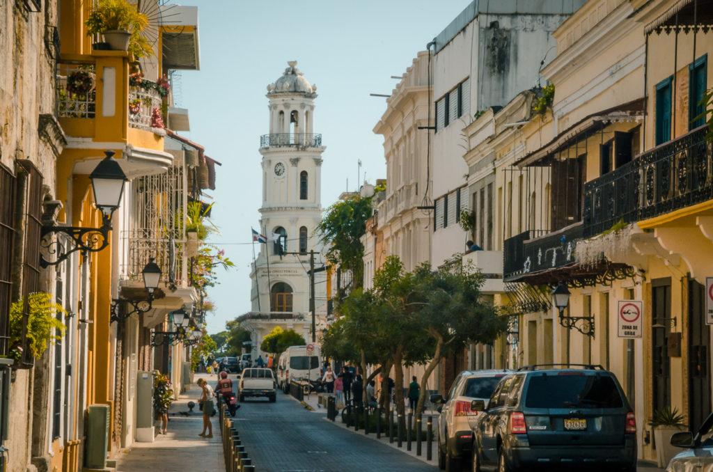 Palacio Consistorial, Santo Domingo