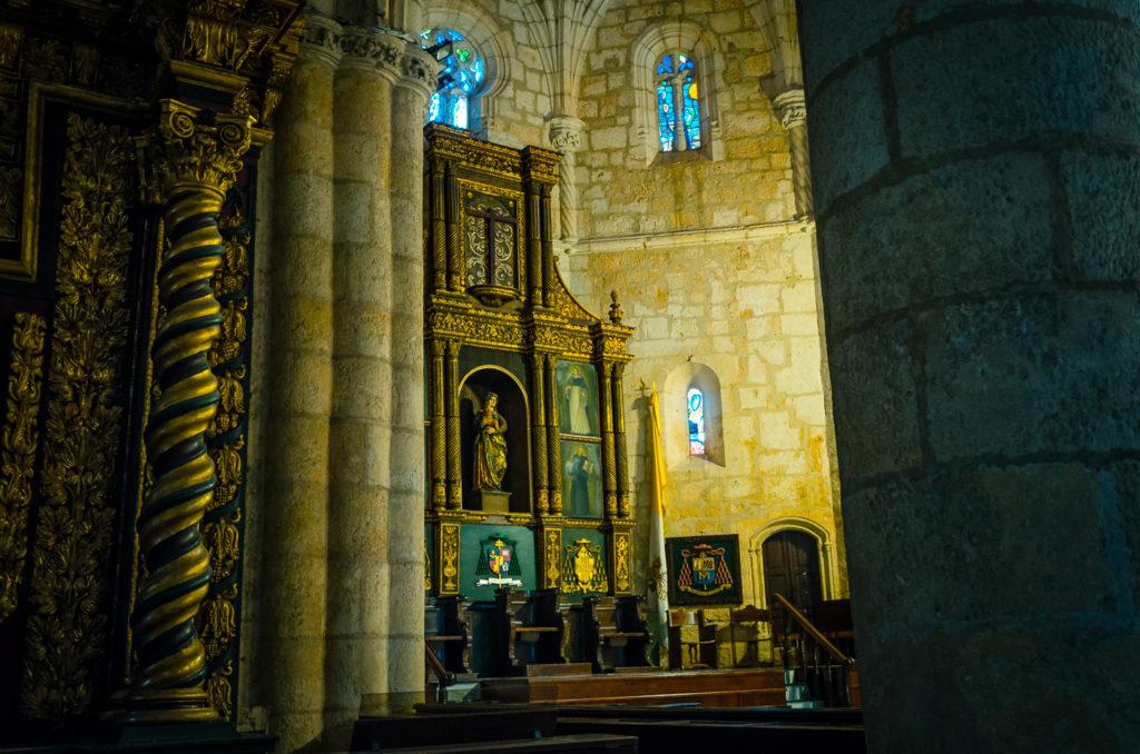 Cathedral Santa Maria, Santo Domingo