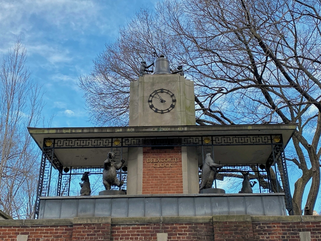 Delacorte Clock Central Park Zoo