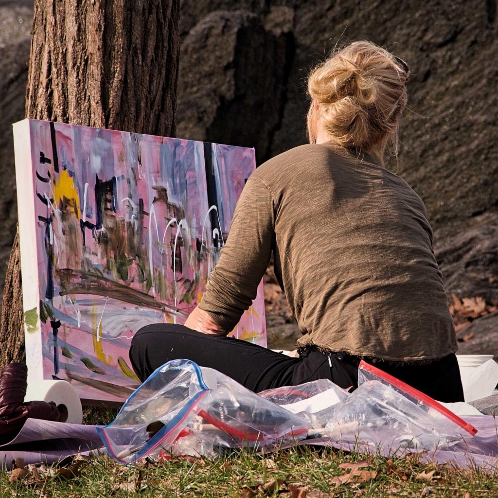 Central Park Painter