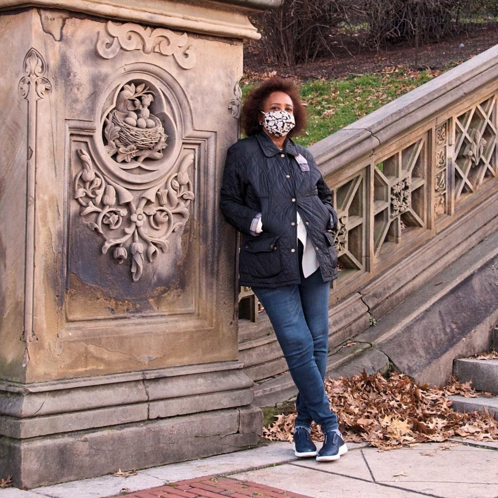 Central ParkBethesda Stairway