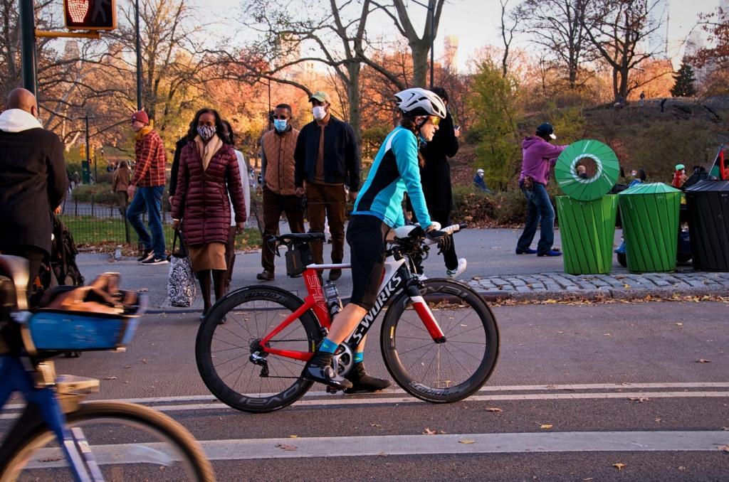 S-Works Biker in Central Park