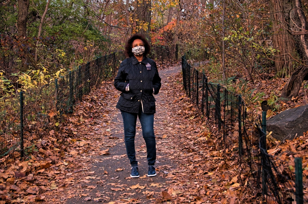 The Ramble Central Park