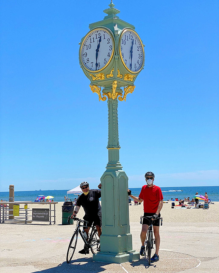 Wise Clock, Rockaways