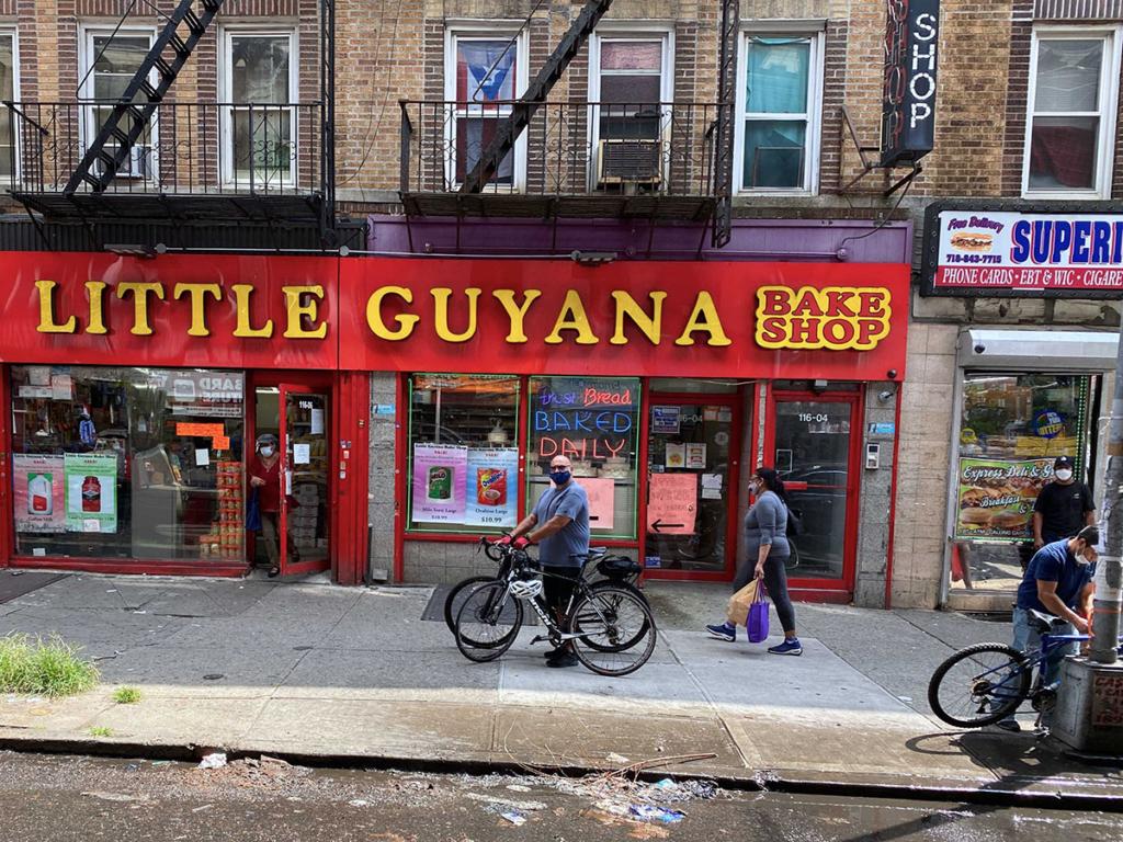 Little Guyana, Queens