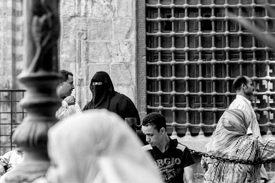 Cairo - Woman in Veil
