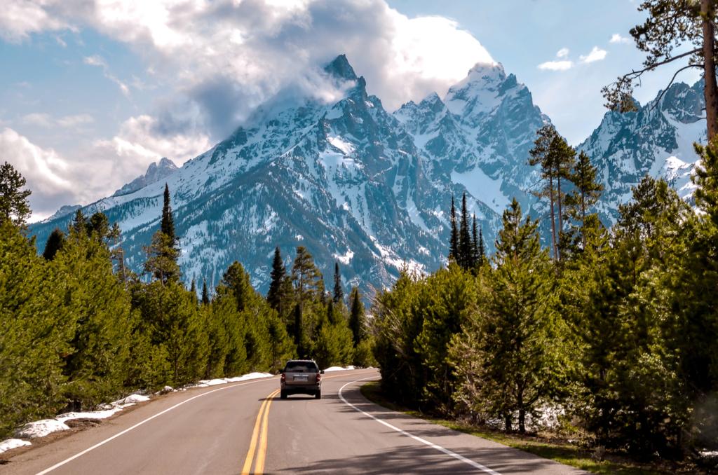 Jenny Lake Scenic Drive
