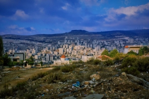 Nablus - Skyline