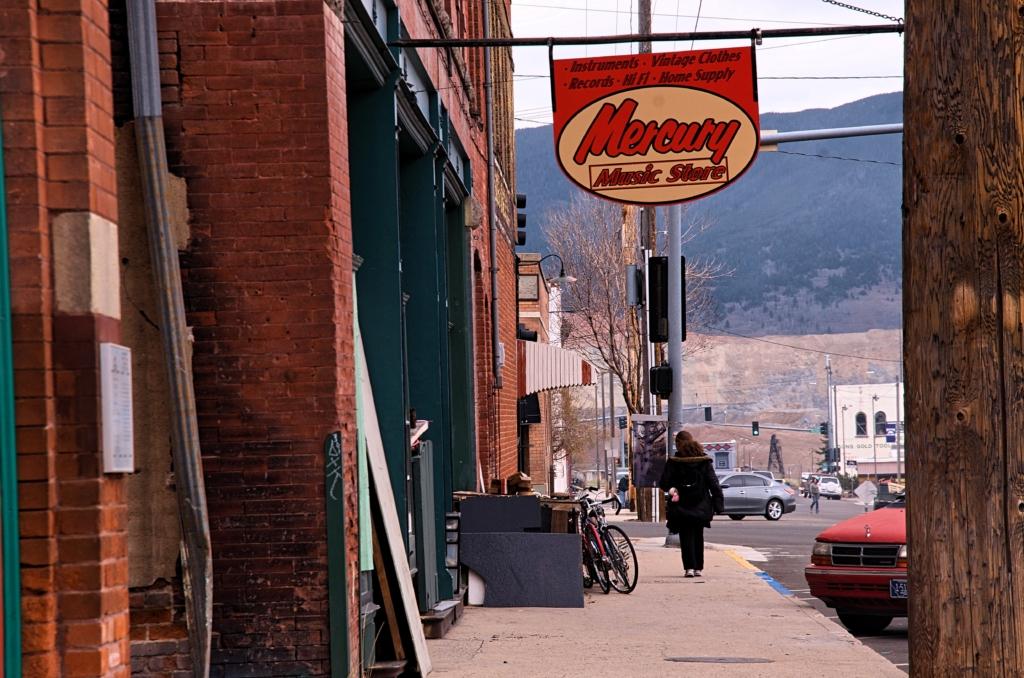 Mercury Music Store - Butte MT
