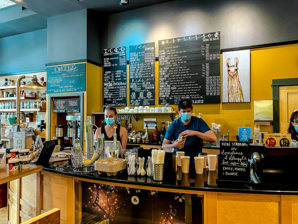 Wild Joe's Coffee Spot, Bozeman MT